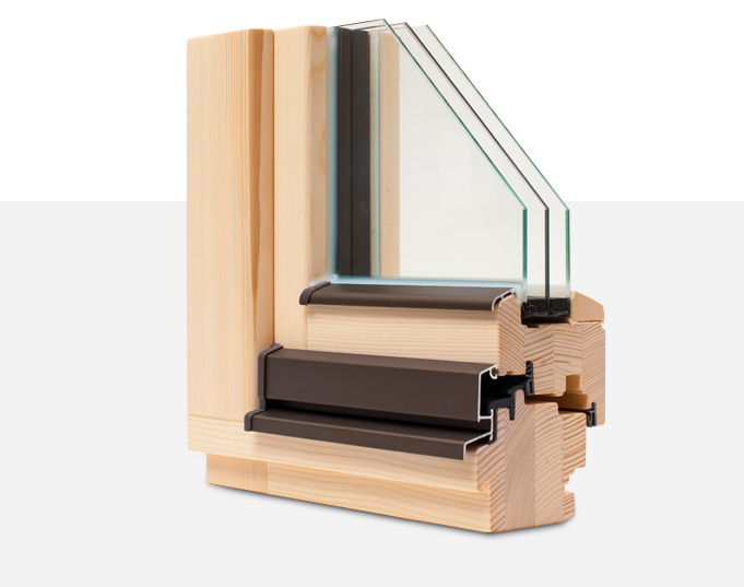 Fenster Vogl IV 90 HIgh Energie